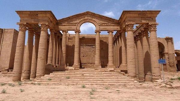 """انباء عن تدمير """"داعش"""" آثار مدينة نمرود التاريخية"""